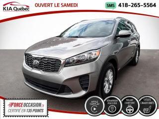 Used 2019 Kia Sorento LX* AWD* CARPLAY* SIEGES CHAUFFANTS* for sale in Québec, QC