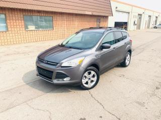 Used 2013 Ford Escape SE   AWD   NO ACCIDENTS   CERTIFIED for sale in Burlington, ON
