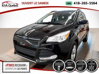 Used 2015 Ford Escape SE* AWD* 2.0L* CAMERA* SIEGES CHAUFFANTS for sale in Québec, QC