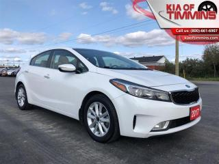 Used 2017 Kia Forte EX  Remote Start Heated Seats - $114 B/W for sale in Timmins, ON