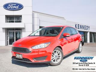 Used 2015 Ford Focus SE for sale in Oakville, ON