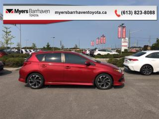Used 2016 Scion iM Base  - Bluetooth - $101 B/W - Low Mileage for sale in Ottawa, ON