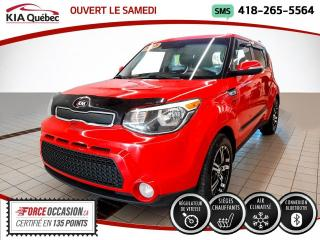 Used 2015 Kia Soul LX+* A/C* SIEGES CHAUFFANTS* BLUETOOTH* for sale in Québec, QC