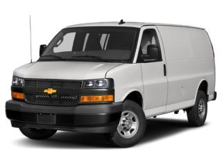 Used 2020 Chevrolet Express Cargo Van for sale in Thunder Bay, ON