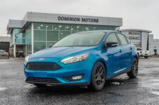 Used 2016 Ford Focus SE for sale in Thunder Bay, ON