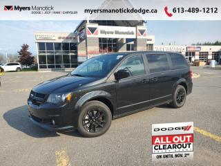 New 2020 Dodge Grand Caravan GT  - Leather Seats - $227 B/W for sale in Ottawa, ON