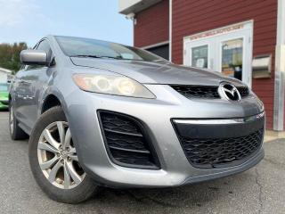 Used 2010 Mazda CX-7 Traction intégrale, 4 portes GS for sale in Drummondville, QC