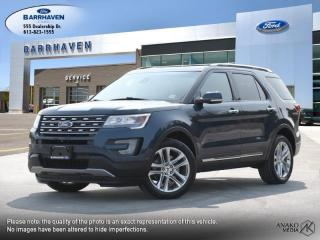 Used 2016 Ford Explorer LIMITED for sale in Ottawa, ON