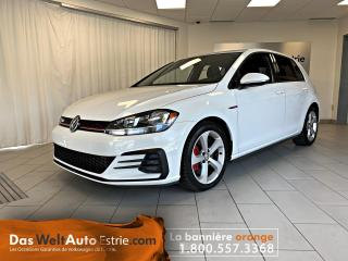 Used 2018 Volkswagen Golf GTI 5-door Manual for sale in Sherbrooke, QC