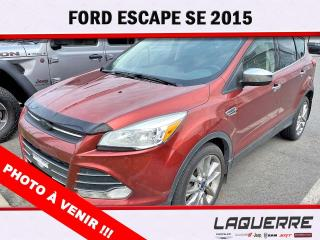 Used 2015 Ford Escape SE for sale in Victoriaville, QC
