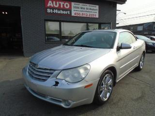Used 2008 Chrysler Sebring Limited  for sale in St-Hubert, QC