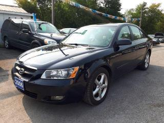 Used 2006 Hyundai Sonata Certified,Low kms! for sale in Oshawa, ON