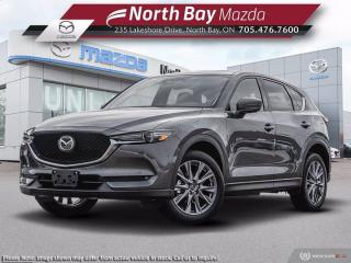New 2020 Mazda CX-5 GT for sale in North Bay, ON