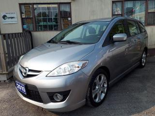Used 2010 Mazda MAZDA5 GS,Certified,Low Kms! for sale in Oshawa, ON