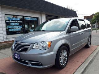 Used 2016 Chrysler Town & Country TOURING for sale in Whitby, ON