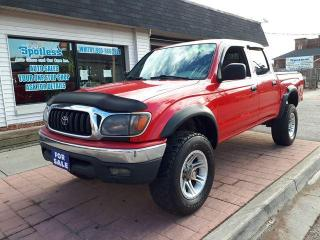 Used 2004 Toyota Tacoma PreRunner for sale in Whitby, ON