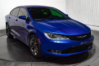 Used 2015 Chrysler 200 S AWD V6 CUIR NAVIGATION MAGS for sale in Île-Perrot, QC