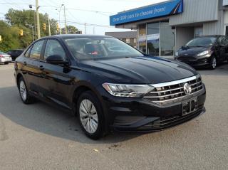 Used 2019 Volkswagen Jetta 1.4 TSI Comfortline HEATED SEATS, ALLOYS, BACKUP CAM!! for sale in Kingston, ON