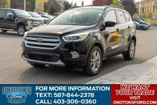 Used 2019 Ford Escape SEL/LEATHER/2.0L ECO BOOST ENGINE/ for sale in Okotoks, AB