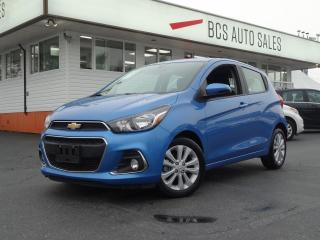 Used 2018 Chevrolet Spark LT Edition, Bluetooth, Alloy Wheels, Low Kms, Auto for sale in Vancouver, BC