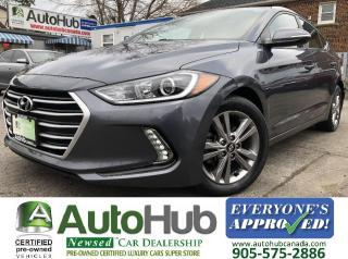 Used 2017 Hyundai Elantra GL-BACKUP CAM-BLUETOOTH-HEATED SEATS&STEERING for sale in Hamilton, ON