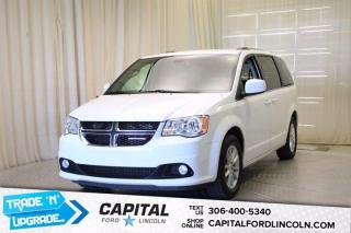 Used 2019 Dodge Grand Caravan SXT Premium Plus for sale in Regina, SK