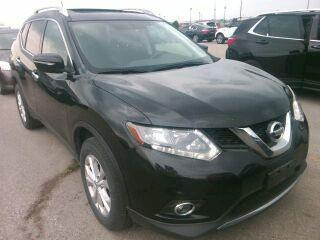 Used 2015 Nissan Rogue SV AWD for sale in Waterloo, ON