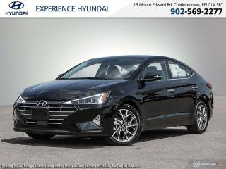 New 2020 Hyundai Elantra Ultimate $2,000 CASH OFF OR 0.00% FINANCE AND LEASE RATES DURING OUR FACTORY CLEAR OUT! for sale in Charlottetown, PE