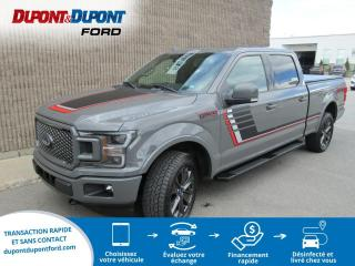 Used 2018 Ford F-150 LARIAT SPECIAL EDITION cabine SuperCrew for sale in Gatineau, QC
