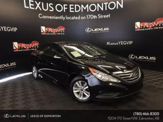 Used 2014 Hyundai Sonata GLS at for sale in Edmonton, AB
