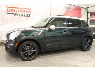 Used 2014 MINI Cooper Countryman COUNTRYMAN S A114 for sale in Lévis, QC