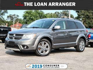 Used 2012 Dodge Journey for sale in Barrie, ON