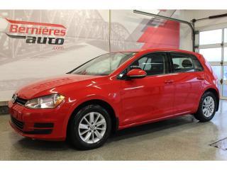 Used 2015 Volkswagen Golf Trendline 1.8 Tsi for sale in Lévis, QC