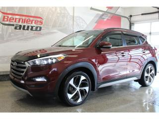 Used 2017 Hyundai Tucson Limited 1.6T for sale in Lévis, QC