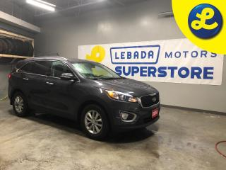 Used 2018 Kia Sorento Back up Camera * Phone connect * Heated front seats * Climate control with rear vents * Automatic projection headlights with fog lights * Automatic/ma for sale in Cambridge, ON