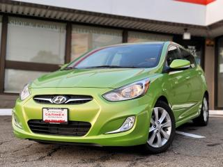 Used 2012 Hyundai Accent GLS Sunroof | Heated Seats | Bluetooth for sale in Waterloo, ON