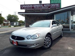 Used 2007 Buick Allure CXL for sale in Scarborough, ON