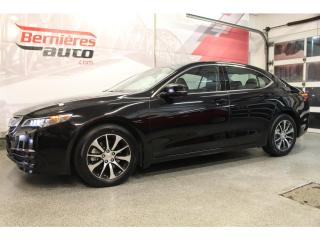 Used 2016 Acura TLX for sale in Lévis, QC