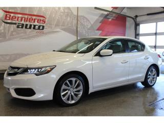 Used 2016 Acura ILX PREMIUM for sale in Lévis, QC