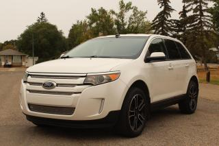 Used 2014 Ford Edge SEL NAVIGATION LEATHER ALL WHEEL DRIVE for sale in Regina, SK