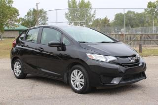 Used 2016 Honda Fit LX LOW KM AUTOMATIC for sale in Regina, SK