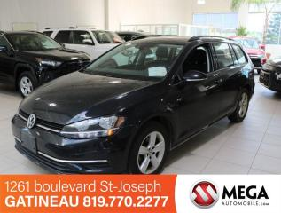 Used 2019 Volkswagen Golf Sportwagon 4MOTION AWD for sale in Gatineau, QC