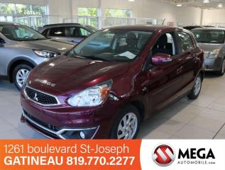 Used 2017 Mitsubishi Mirage SE for sale in Gatineau, QC