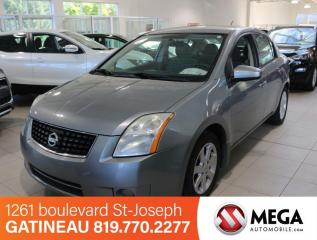 Used 2009 Nissan Sentra 2.0 S for sale in Gatineau, QC