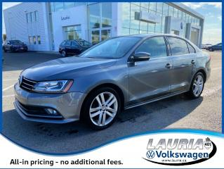 Used 2015 Volkswagen Jetta Sedan Highline TDI Auto for sale in PORT HOPE, ON
