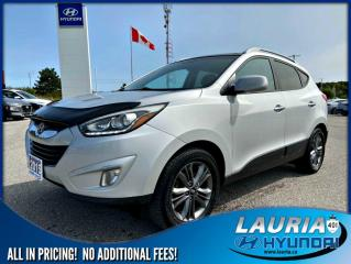 Used 2015 Hyundai Tucson GLS FWD for sale in Port Hope, ON