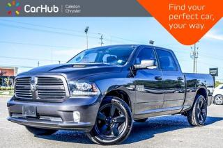 Used 2017 RAM 1500 Sport 4x4 Bluetooth Heated Front Seats Heated Steering Wheel 20