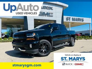Used 2018 Chevrolet Silverado 1500 LT for sale in St. Marys, ON