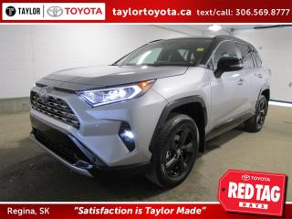 New 2020 Toyota RAV4 Hybrid XLE for sale in Regina, SK