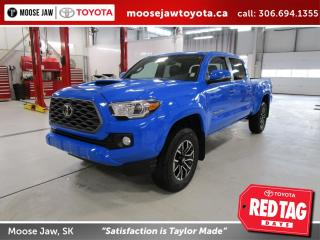 New 2020 Toyota Tacoma TRD SPORT PREMIUM for sale in Moose Jaw, SK